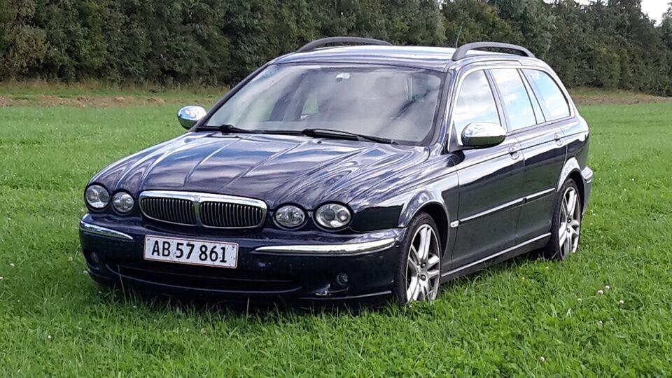 Jaguar Executive estate 2,2 diesel.