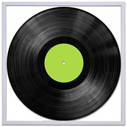 Retro Vinyl Lp Record Album Square Frame 30 Centimeter 12 Inch Cover