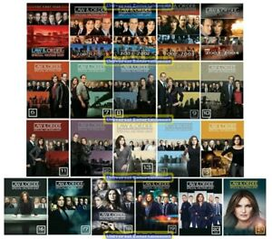Law-and-Order-SVU-Complete-Series-Seasons-1-through-21-DVD-Set-New-Sealed-1-21
