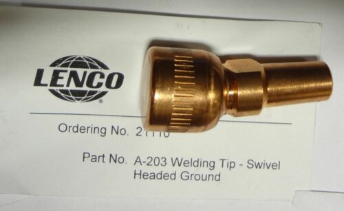 Lenco A-203 Swivel Ground Tip 21110