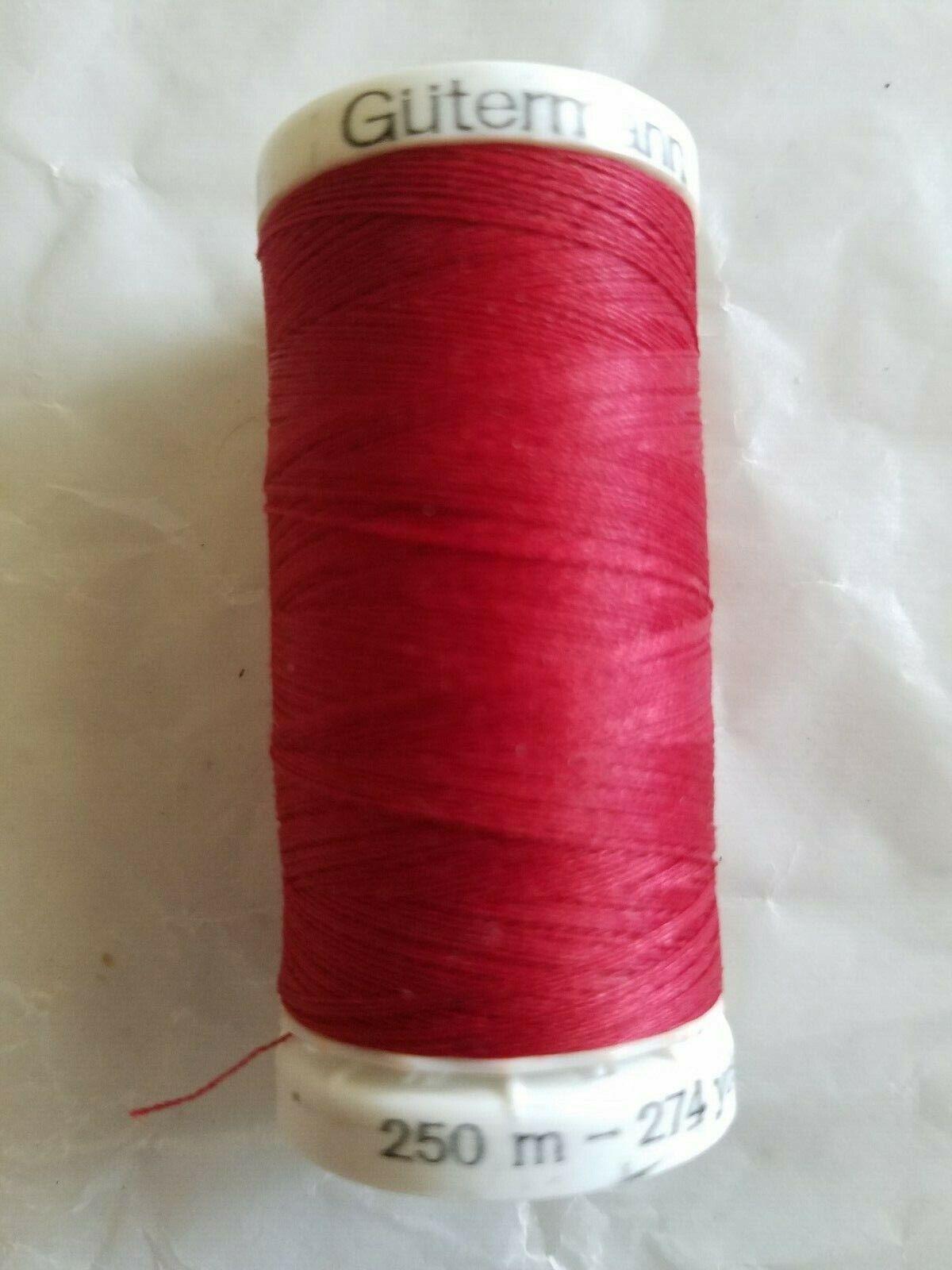 Gutermann Sew-All Thread 274yd-Tile Blue 250P-224