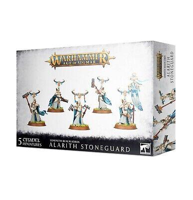 Alarith Stonemage Lumineth Realm-Lords Warhammer AOS Sigmar NIB 9//17