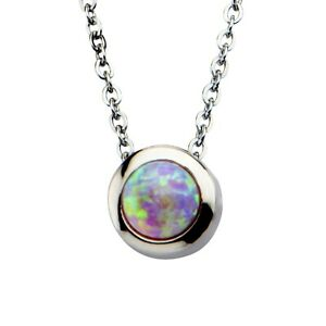2-ct-Pink-Fire-Opal-Bezel-Pendant-Necklace-with-18-034-chain