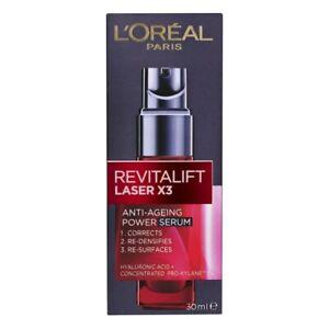 L'Oreal Paris Revitalift Laser X3 Anti- Ageing Serum 30mL
