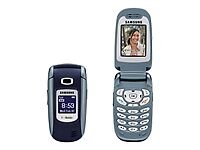 Samsung Sgh T319 Two Tone Blue T Mobile Cellular Phone For
