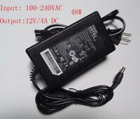 Ac 100-240v/in Dc 12v/4 A/out Switch Power Supply. 48w,new.
