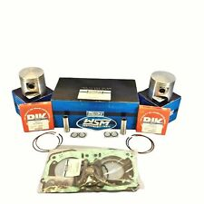 SEADOO 951 TOP END REBUILD KIT PISTONS GASKETS RX GTX LRV XP DI DIRECT INJECTION