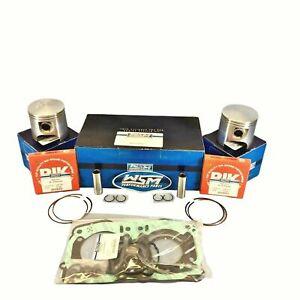 Neuf-WSM-Seadoo-951-Haut-Fin-Reconstruction-Kit-1MM-Rx-GTX-Di-WSM-89MM-Overbore