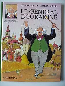 EO-La-comtesse-de-Segur-8-Le-General-Dourakine-Carpentier-Casterman