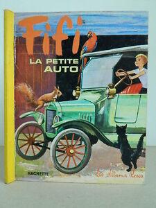 Juvenil-Ilustrado-Fifi-La-Petite-Auto-Las-Albumes-Rosas-Ediciones-Hachette