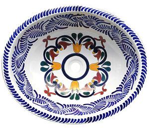 #073 MEXICAN SINK DESIGN DIFFERENT SIZES AVAILABLE