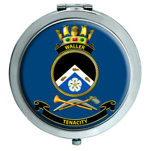 Hmas Geldbörse Royal Australische Marine Kompakter Spiegel
