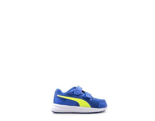 Pu tessuto Sneakers Blu 190327 004 Puma Bambini Scarpe WTqIAT