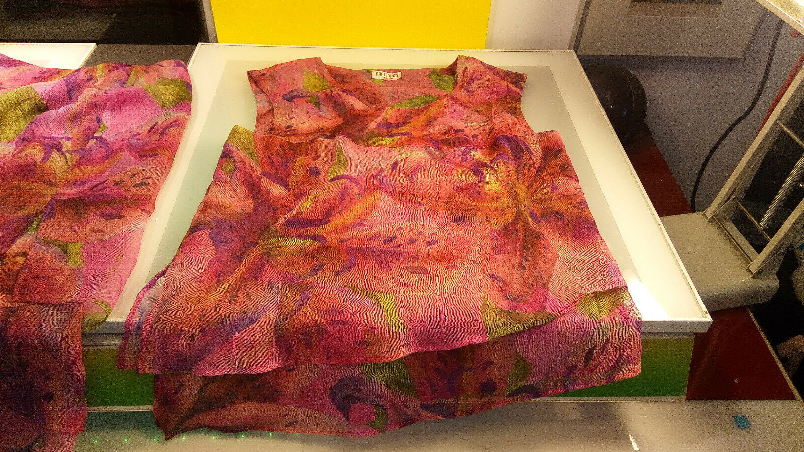 Maurice Mihotich New Zealand Skirt Set Gd cond Skirt (Size 11) Top (size 1) rare