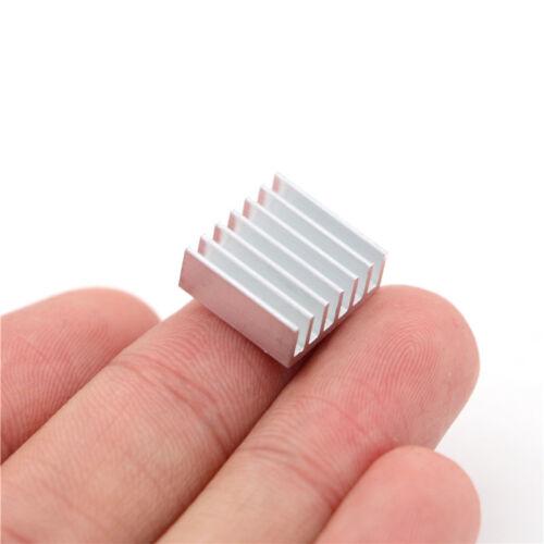 12pcs 14x14x6mm Small Anodized Heatsink Cooler  YH