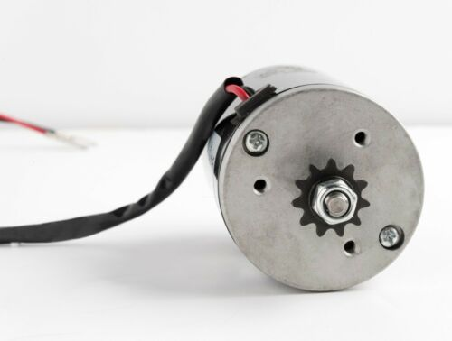 24V 150W ZY6812 Electric Motor w Sprocket Speed Controller /& Twist Throttle DIY
