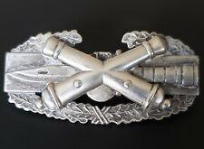 Large Hat Pin Combat Action Badge Jacket Epaulet NEW