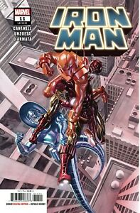 Iron man #11 Comic Book 2021 - Marvel