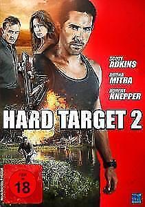 Hard Target 2 (2017) . Blu-Ray - FSK 18 . Uncut . Neu