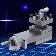 Cast Iron 180mm Swing 709 Swing Bench Lathe Wm180v Metric Tool Slide Compound