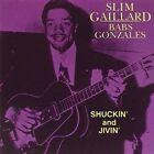 Shuckin' & Jivin' by Slim Gaillard (CD, May-1999, King)