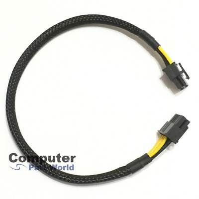 8pin to 8+6pin Power Cable for Coolermaster PSU and NVIDIA GeForce GPU 50cm