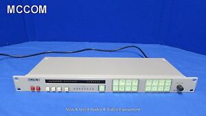 Sony BKS-R3210 X-Y Router Control Panel Unit