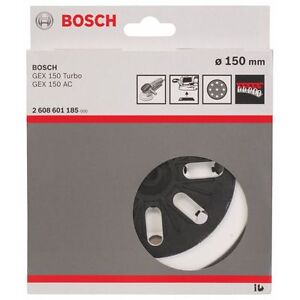 bosch 2608601185 bosch plate base sander 150mm gex 150 ac turbo ebay. Black Bedroom Furniture Sets. Home Design Ideas