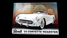 Model Kit 1953 Chevrolet Corvette Roadster Revell 1:24