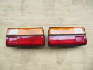Tail-Lights-Rear-Lamps-fit-for-Nissan-Datsun-Sunny-210-B310-B311-1980-1982-Pair