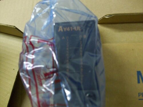 MITSUBISHI AY41UL PROGRAMMABLE CONTROLLER OUTPUT CARD