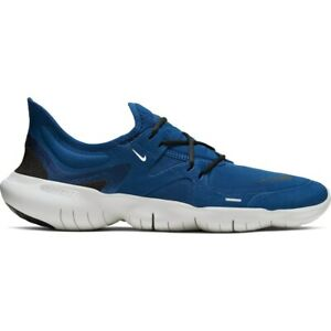 NEW-IN-BOX-Nike-Free-Run-5-0-Men-039-s-Blue-UK10