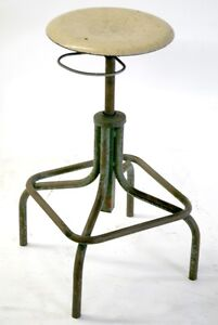 FRENCH-MODERNIST-INDUSTRIAL-DRAWING-STOOL-HELIOLITHE