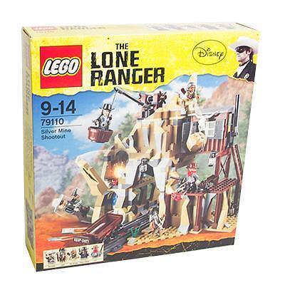 LEGO The Lone Ranger Gefahr in der Silbermine 79110 neu OVP
