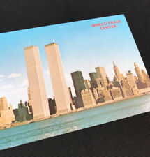 World Trade Center WTC New York City resin Magnet  3 ½ inches new