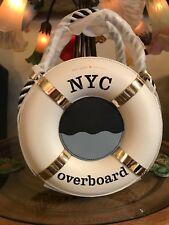 9277f7f3973968 item 5 NWT Kate Spade Expand Your Horizons 3D Life Preserver Leather Bag  Clutch Purse -NWT Kate Spade Expand Your Horizons 3D Life Preserver Leather  Bag ...