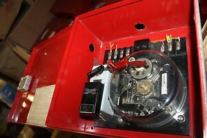 GAMEWELL-FIRE-ALARM-4-5870-IN-CABINET