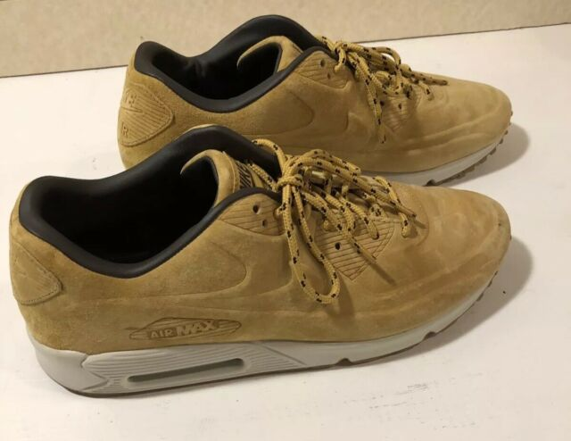 Nike Air Max 90 VT PRM QS Vac Tech Haystack Birch Wheat Gum 13 486988 700 atmos