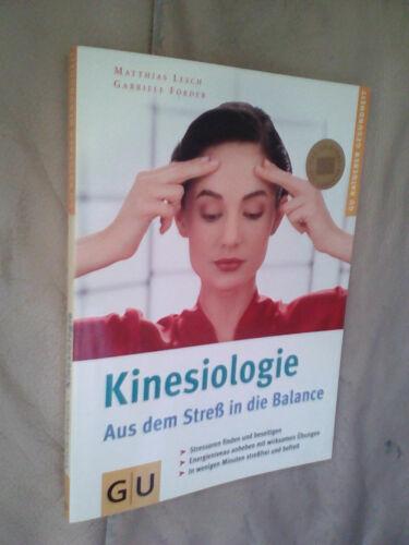 1 von 1 - Matthias Lesch, Gabriele Förder: Kinesiologie