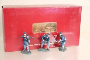 Britains-17663-Americain-Guerre-Civile-Vallee-Campagne-Union-Volunteer-Infanrty