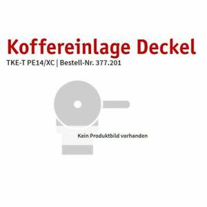 FLEX Koffereinlage Deckel TKE-T für Transportkoffer 377201 377.201