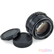 Asahi Pentax 50mm 1.4 Super Multi Coated Takumar M42 Screw Mount Lens