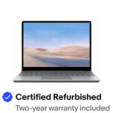 Microsoft Surface Laptop Go 12.4in Touchscreen Intel i5 4GB RAM 64GB SSD Win 10