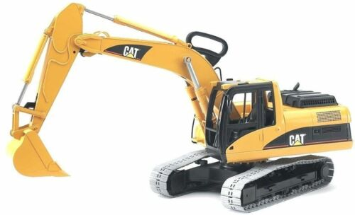Bruder Toys Caterpillar CAT Excavator 02439 Kids Play NEW