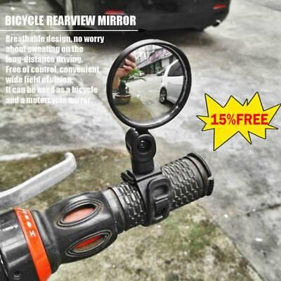 Bicycle Back Mirror Arm Wrist Strap Rear View Rearview Mirrors Cycling Bike H8L2
