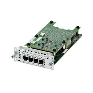 Used-Cisco-NIM-4FXO-4-port-FXO-Network-Interface-Module
