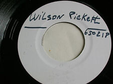 SP TEST PRESSING WILSON PICKETT Don't leT the green...1971 ATLANTIC 650218