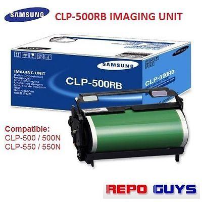 Patrone CYAN für Samsung CLP-500-N CLP-550-N CLP-500-R CLP-500-NA CLP-500-A