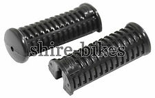 Honda Foot Peg Rubbers (Pair) for use with Dax ST50 ST70 Chaly CF50 CF70