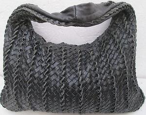 Bag Authentique Bottege À Tbeg Veneta Main Vintage Sac wYqz8aR